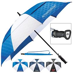 Promotional 64 Slazenger Champions Vented Auto Golf Umbrella