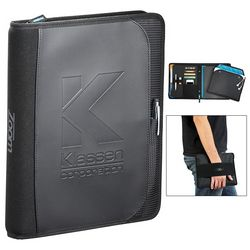Promotional Zoom 2-In-1 Tech Sleeve Journalbook