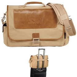 Promotional Field Co Cambridge Collection Compu-Messenger Bag