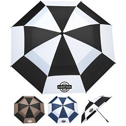 Custom Totes 62 Auto Open Vented Golf Umbrella