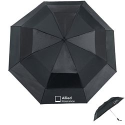 Custom Totes 55 Auto Open Vented Golf Umbrella