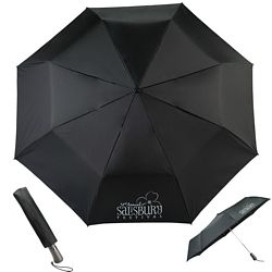 Promotional Totes 55 Titan Auto Open-Close Golf Umbrella