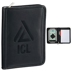 Custom Millennium Leather Jr Etech Padfolio