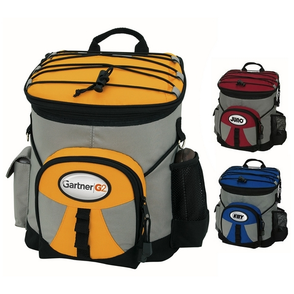 promotional giftcor i cool backpack cooler customized giftcor i - Backpack Coolers