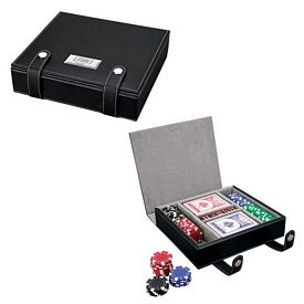 Promotional Essentials Vallate Poker Set