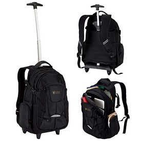 Customized Sovrano Kb4502 Rolling Backpack