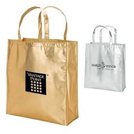 Customized Sovrano Teramo Metallic Tote