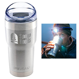 Customized Pelican 22 Oz Hot-Cold Tumbler