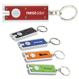 Promotional Valumark Vk3006 Flashlight Keyring