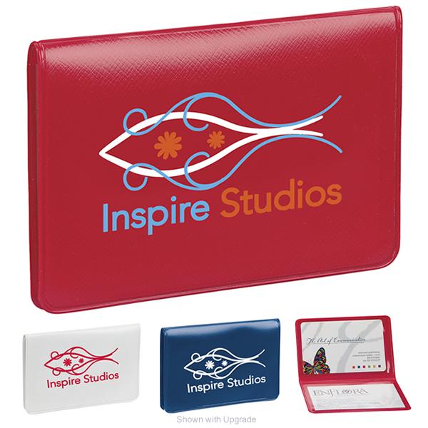 Promotional business card license holder customized for Promotional business cards