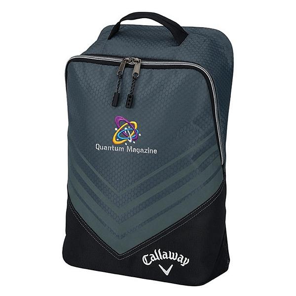 promotional callaway sport shoe bag customized callaway