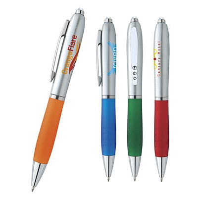 Promotional Silver Shine Pen