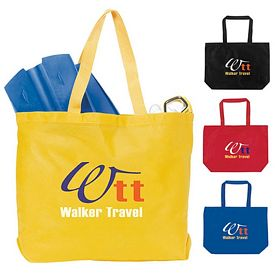 Promotional Jumbo NonWoven Air-Tote Bag