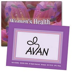 Promotional Medical Planner: Womens Health