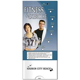 Promotional Medical Pocket Slider: Fitness & Exercise