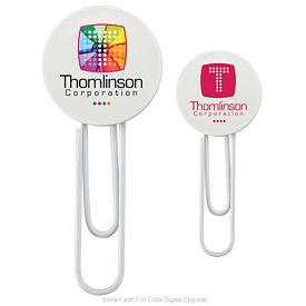 Promotional Big Message Paper Clip