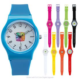 Promotional Right on Time Watch