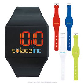 Promotional Futuristic Digital Watch