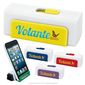 Promotional Stand Up Screen Cleaner Phone Holder