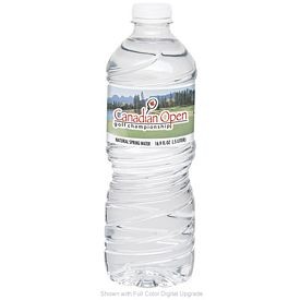 Promotional 16.9 oz. Twist Cap Bottled Water