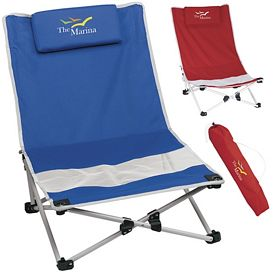 Promotional Mesh Beach Chair
