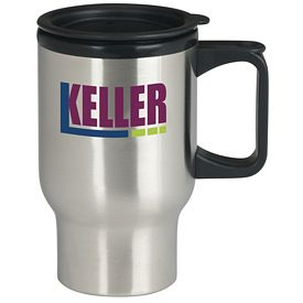 Promotional 17 oz. Stainless Steel Trip Mug