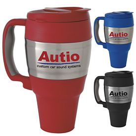 Promotional 36 oz. Bubba Keg Mug