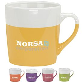 Promotional 16 oz. Dip Coffee Mug