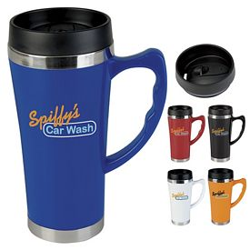 Promotional 17 oz. Hudson Travel Mug