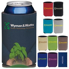Promotional Koozie Collapsible Eco Can Kooler