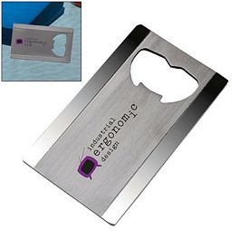 Promotional Steel Bottle Opener