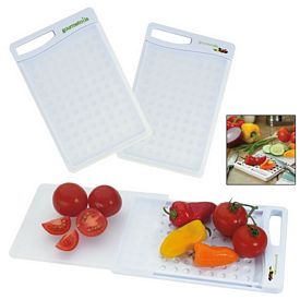 Promotional Slide NStrain Cutting Board