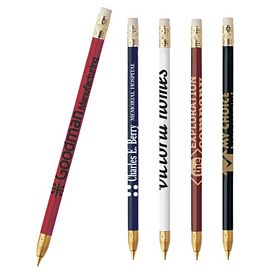 Promotional Arrowhead Eraser Stick Pen