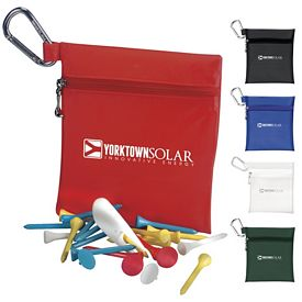 Promotional Golf Jumbo Value Zipper Pak