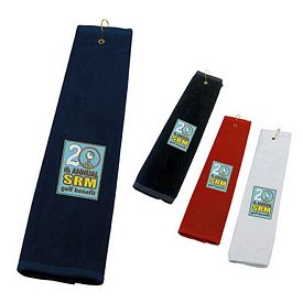 Promotional Golf Tri-Fold Towel