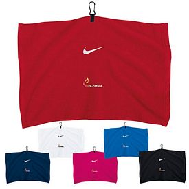 Promotional Nike Embroidered Towel