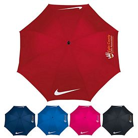 Promotional Nike 62 Windproof Golf Umbrella