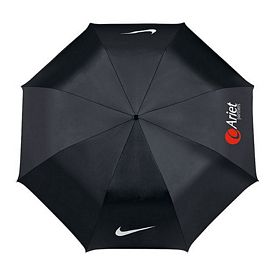 Promotional Nike 42 Single Canopy Collapsible Umbrella