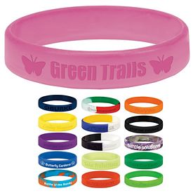 Promotional Silicone Awareness Bracelet