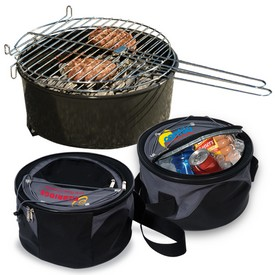 Custom Weekend Explorer Grill Cooler