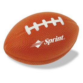 Custom Football Stress Reliever