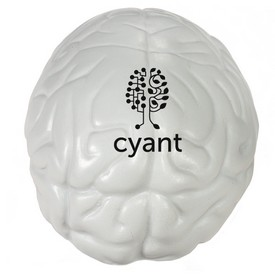 Custom Brain Shaped Stress Reliever