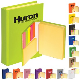 Customized Book Shaped Sticky Notes