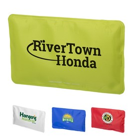 Custom Nylon Covered Gel Hot Cold Pack