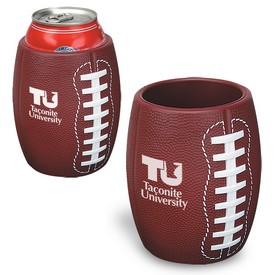Promotional Football Can Holder