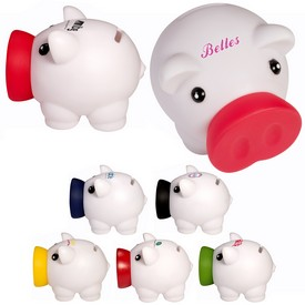 Promotional Piggy Coin Bank