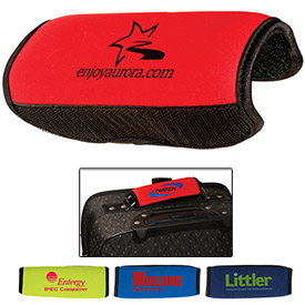 Customized Neoprene Luggage Handle Wrap