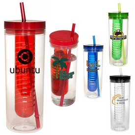 Promotional Thirstinator 20 Oz Sipper With Infuser
