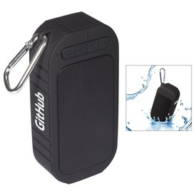 Promotional Pool-Side Bluetooth Water-Resistant Speaker