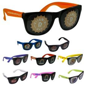 Customized Logospecs Matte Finish Fashion Sunglasses